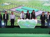 Inauguration d'une usine de fabrication de denrées alimentaires à Dông Nai