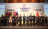 Conférence des hauts officiels des secteurs agricole, sylvicole et aquatique de l'ASEAN+3