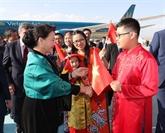 AN: la présidente Nguyên Thi Kim Ngân en visite officielle en Turquie
