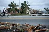 L'ouragan Michael,