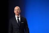 La compagnie spatiale de Jeff Bezos remporte un contrat avec l'US Air Force