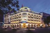 Ouverture de M.Bar à l'hôtel Majestic Saigon
