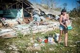 La reconstruction commence en Floride, au moins 5 morts