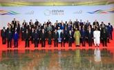 Le XVIIeSommet de la Francophonie s'est ouvert à Erevan