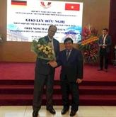 Vietnam et Allemagne promeuvent les relations entre les deux peuples
