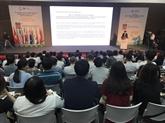Binh Duong accueille le 10e forum des présidents d'universités de la WTA
