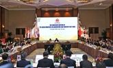 L'ASEAN+3 booste la coopération dans la sécurité alimentaire