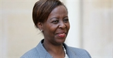 La Francophonie couronne la Rwandaise Louise Mushikiwabo