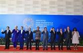 Le Premier ministre Nguyên Xuân Phuc rentre à Hanoï après sa réunion et sa visite en Indonésie