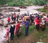Ouganda: au moins 41 tués par la crue subite d'une rivière