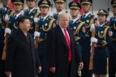 Face à la Chine, Trump opte pour une offensive jamais tentée auparavant