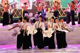 Yên Bai: des milliers de personnes à la fête de Muong Lò