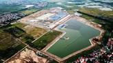 Inauguration de l'usine de production d'eau le plus grand du Nord
