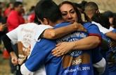 Mexique et États-Unis: retrouvailles éphémères pour des familles séparées