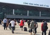 Quelque 3.000 milliards de dôngs pour améliorer l'aéroport international de Vinh