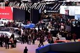 Un million de visiteurs se sont rendus cette année au Mondial de l'auto