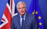 Brexit: les négociations entre Londres et l'UE dans une impasse