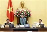 Ouverture de la 28e session du Comité permanent de l'Assemblée nationale