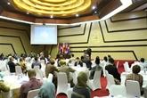 Le Vietnam au 2e forum des organisations sociales en connexion avec l'ASEAN