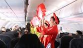 Vietjet: célébration du vol inaugural Dà Nang – Bangkok