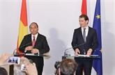 Déclaration de presse conjoint Vietnam - Autriche