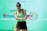Nouvelle page pour le tennis féminin vietnamien
