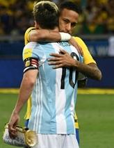 Argentine - Brésil: pour Neymar, malgré l'absence de Messi,
