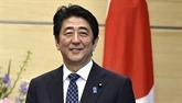 Le PM japonais entame une tournée de cinq jours en Europe