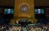 Les Palestiniens en quête de légalité pour présider le Groupe des 77
