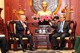 Le Vietnam considère les États-Unis comme un partenaire important