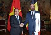 Vietnam et Belgique intensifient la coopération multiforme