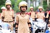 Le rôle des femmes policières dans la garantie de la sécurité nationale