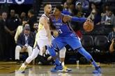 NBA: Golden State à la fête pour le coup d'envoi de la saison