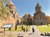À la découverte du monastère de Ketcharis à Tsakhkadzor