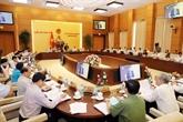 Clôture de la 28e session du Comité permanent de lAN