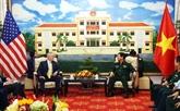 Le Vietnam et les États-Unis boostent leur coopération en matière de défense