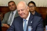 Syrie: l'émissaire de l'ONU va à Damas la semaine prochaine