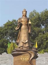La plus grande femme d'État de l'histoire vietnamienne