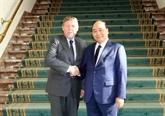 La Chambre des représentants soutient l'intensification des relations bilatérales