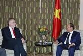 La CE approuve la soumission de laccord de libre-échange avec le Vietnam