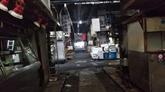 Tokyo: des protestataires continuent à investir le marché fermé de Tsukiji