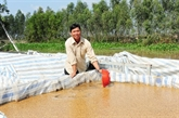Nguyên Van Khanh, un paysan exemplaire de 2018