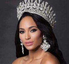 La première dauphine de Miss Univers 2016 Raquel Pelissier bientôt au Vietnam