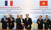 Intensification de la coopération entre Hô Chi Minh-Ville et Lyon (France)