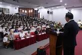 Des centaines d'étudiants à la Journée de la santé