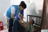 Traitement médical gratuit par des médecins sud-coréens pour des habitants de Quang Ngai