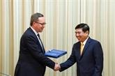 Hô Chi Minh-Ville renforce la coopération économique avec la Finlande