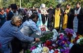 Crimée: Kertch rend hommage à ses morts deux jours après la tuerie