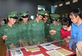 L'exposition itinérante sur Hoàng Sa et Truong Sa