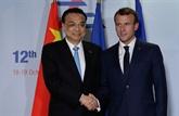 La Chine va élargir son ouverture bilatérale avec la France